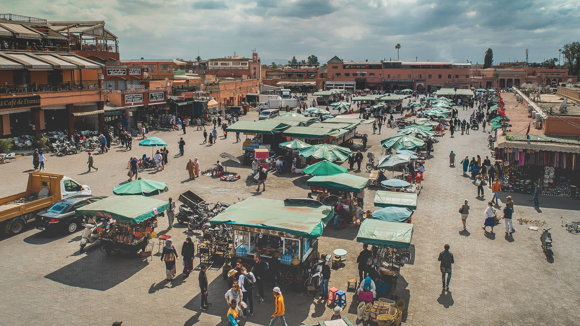 Morocco – A Two Weeks Journey
