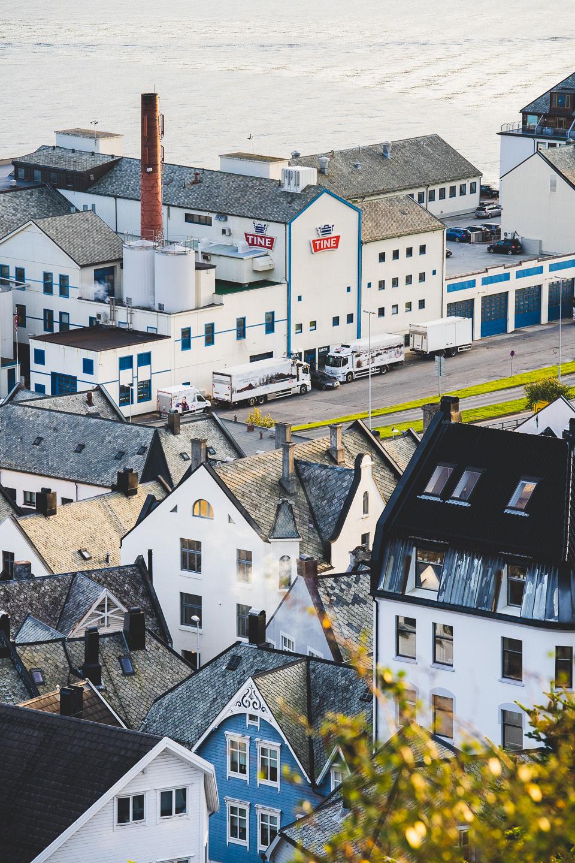 Norway – Bergen to Ålesund